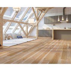 A Frame House Plans, A Frame Cabin, A Frame Homes, Cabin Design, Rustic Design, House Design, Maple Hardwood Floors, Engineered Hardwood Flooring, Cabana