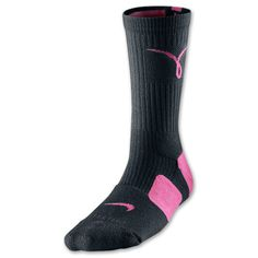 Women's Nike Kay Yow Elite Cushioned Basketball Socks! I need these!