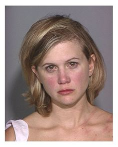 Tracey Gold of Growing pains (mugshot)