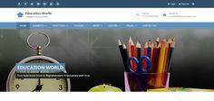 75+ Best Education Website Templates