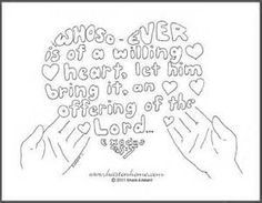 exodus 355 bible memory verse coloring page whosoever is of