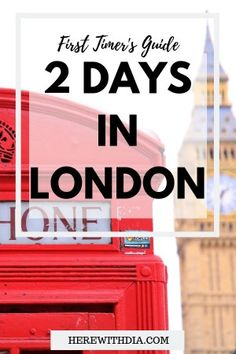 You are excited to see London but only have 2 days' time? I have created an itinerary for 2 days in London what to see for you! A quick first timer's guide. Travel Guides, Travel Tips, Travel Destinations, Travel Uk, Travel Advise, London What To See, London Must See, England And Scotland, London Travel