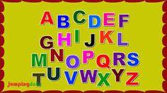 A B C D E F G  zing met ons de letters mee  H I J K L M N O P  Q R S T U V W  X Y Z goed opgelet  dit zijn de letters van het alfabet...