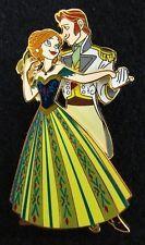 Disney DSSH - Frozen Princess Anna and Prince Hans Coronation 3D LE400 Pin