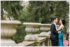 Parkwood Estates engagement photos in romantic elegant setting in Oshawa. Historic building in Canada for timeless luxe pictures. Hair makeup by Olivia Ha Engagement Photos, Hair Makeup, Romantic, Photoshoot, Elegant, Couple Photos, Spring, Pictures, Photography