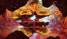 Morpho Goons Environment by Domen-Art on DeviantArt