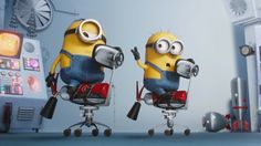 Today 10 Despicable Me 3 GIFs - Funny Minions