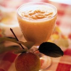 AppleCinnamon Nom Noms Boost Smoothie Metabolisms