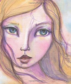 Drawing and Painting Beautiful Faces: A Mixed-Media Portrait Workshop: Jane Davenport: 9781592539864: Amazon.com: Books