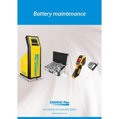 Energic Plus launches a new brochure on Battery Regeneration and Maintenance products. With our REPLUS technology you can give your batteries a second life! http://www.energicplus.com/sites/default/files/catalog/Battery%20Maintenance/batterymaintenance_broc_en_27413075_3.pdf