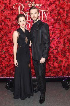 Emma Watson and Beauty and the Beast Dan Stevens