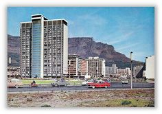 High resolution photos and images in picture galleries all around Cape Town and South Africa Old Pictures, Old Photos, South African Air Force, Travel Brochure, African History, Cape Town, Travel Posters, Old Houses, San Francisco Skyline