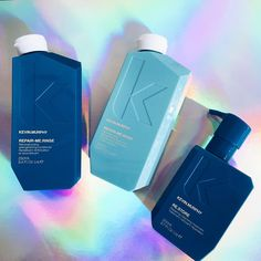 """""""KEVIN.MURPHY is an Australian haircare brand that's getting our attention for its standout packaging that is also environmentally-friendly (square containers use less plastic than rounded one, yet hold more product). The formulas are made of smaller molecules too, to be better absorbed into the scalp."""" - NYLON Singapore"""