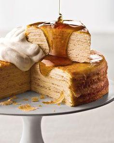 紅茶のおともに最適!家庭で簡単「ミルクレープ」レシピアイデアまとめ - macaroni