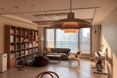 집꾸미기 Apartment Interior Design, Room Interior, Flat Ideas, Cozy Place, Bedroom Decor, New Homes, House Design, Living Room, House Styles