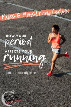 Ladies: we all know how we feel the first few days of our period (typically: not good).  But how does that actually affect our running, on a physiological level?  The answer might surprise you.  In this article, we dive into the science, hormones, and other fun facts about menstrual cycles and running. Running Workouts, Running Tips, Fun Workouts, Trail Running, Training Plan, Running Training, Marathon Tips, Marathon Training, Taboo Topics