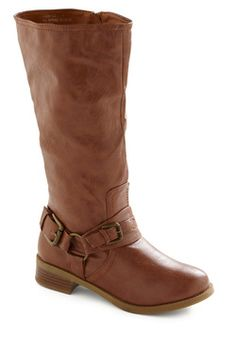Anything but Bored Boot, #ModCloth