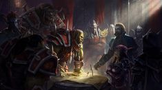 Daily World of Warcraft Art Board ^^ // Blizzard // wow // Hearthstone // Geek  World Of Warcraft Orc, Warcraft 3, Medieval, Fantasy World, Fantasy Art, Blizzard Warcraft, Sylvanas Windrunner, Dc Comics, Wow Art
