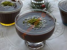 Krem Şokola Resmi Turkish Kitchen, Food And Drink, Pudding, Sweets, Desserts, Tailgate Desserts, Deserts, Gummi Candy, Custard Pudding