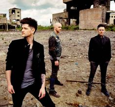 My favorite band I love them so much!  The Script<3