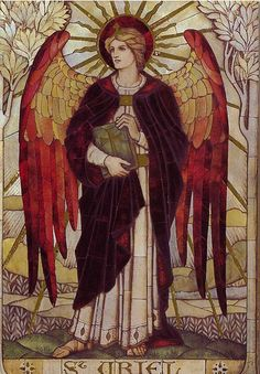 Uriel - Angel Uriel - Saint Uriel the Archangel