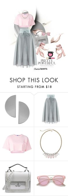 """""""Pretty Powerful"""" by wodecai ❤ liked on Polyvore featuring Uncommon Matters, Steve J & Yoni P, Decree, Marc Jacobs and Bobbi Brown Cosmetics"""