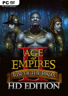 Age Of Empires II HD Rise The Rajas PC Game Free Download