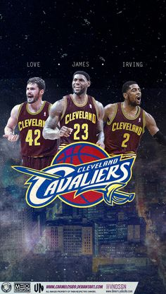 Cleveland Cavaliers: NBA champs for the first time in franchise history! game 7 against Golden State Warriors.