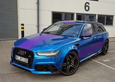 YouTube star Shmee150 takes part in the Gumball 3000 with the ABT RS6