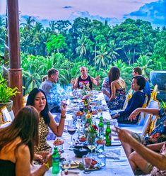 Pre-Covid Dinner Party at The Bodhi Leaf  #SustainableLuxury #walkinfloatout #yogaretreats #wellbeingretreats #bestinBali #CovidClean #SafeStayPromise   #sustainableliving #sustainableArchitecture #ecoFriendly #covidescape #retreatleader #selfimprovement #islandofthegods #baliindonesia #explorebali #bestofbali #precovidphoto Bali Retreat, Yoga Retreat, Best Of Bali, Bodhi Leaf, Bali Yoga, Bali Travel, Sustainable Architecture, Sustainable Living, Trip Advisor