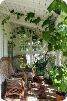 Veranda winter garden - create your own relaxation oasisideas cheap garden design create situational beautiful garden design for back yard idea. Outdoor Rooms, Outdoor Living, Outdoor Decor, Outdoor Patios, Outdoor Sheds, Outdoor Kitchens, Outdoor Walls, Indoor Outdoor, Balkon Design