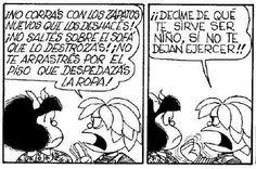 Timeline Photos - Mafalda y sus Amigos Funny Dogs, Funny Memes, Jokes, Mafalda Quotes, Quotes For Shirts, I Love My Son, Humor Grafico, Classic Cartoons, Calvin And Hobbes
