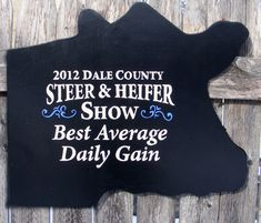 Livestock Show Awards, Livestock Show Banners, 4-H and FFA ...