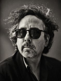 Tim Burton.  A filmmaker who has created an utterly unique aesthetic approach to magical realism and animation..