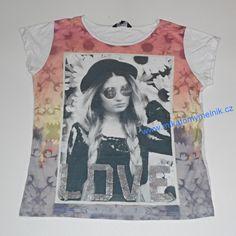 CANDY COUTURE dívčí bavl triko vel 12-13let holka