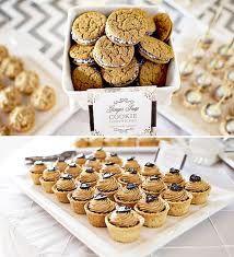 Coffee themed wedding foodies