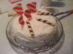 kolaci recepti: Torta VIAGRA/datule i orasi/