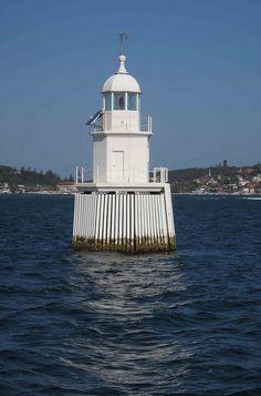 Western Wedding Cake Lighthouse