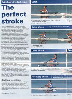Sculling | Great technique on the erg. On the water, so different! #challenge #addicted