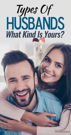 Types of Husbands: What Kind Is Yours? : A husband has a special place in a woman's life. She'll love him for everything he is, and also for everything he's not. Most times a woman takes pride #relation #relationships #love