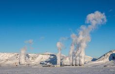 Geothermal Power - Clickasnap