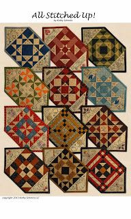 Small Quilt Projects, Quilting Projects, Quilting Ideas, Small Quilts, Mini Quilts, Quilt Block Patterns, Quilt Blocks, Place Mats Quilted, Sampler Quilts