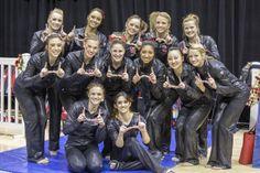 Utah gymnastics: Gymnasts land 1st Pac-12 title for Utes | The Salt Lake Tribune #utahutes #pac12 #redrocks