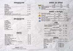 Il nostro nuovo menù! 🍽️🍺🍷 #arrosticiamo #elapecoracammina #arrosticini #bruschette #fritti #birre #vini #bibite #menù #pse