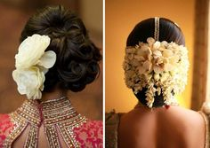 Buns, Braids and More – 50 Bridal Updos and Flowers that are the Epitome of Elegance!