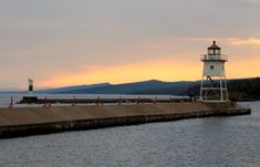 Grand Marais Lighthouse - probably my favorite place in the whole world