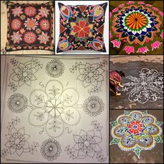 Swedish Embroidery, Wool Embroidery, Wool Applique, Embroidery Patterns, Textiles, Yarn Crafts, Handicraft, Needle Felting, Fiber Art