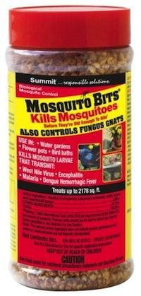 Summit Mosquito Bits®, a popular biological control that kills mos¬quito larvae, is now also approved for the control of fungus gnats.data-pin-do= Mosquito Control, Pest Control, Mosquito Larvae, Mosquito Trap, Bird Bath Garden, Beneficial Insects, Humming Bird Feeders, Insect Repellent, Fungi