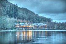 Lodge on Loch Lomond (where Transatlantic Sessions are filmed). Loch Lomond Scotland, Scottish Holidays, The Loch, Wedding Mood Board, Wedding Gallery, Beautiful Places, Places To Visit, Journey, In This Moment