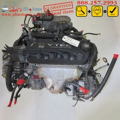 JDM Honda Accord F23A 2.3L SOHC VTEC Engine 1998-2002